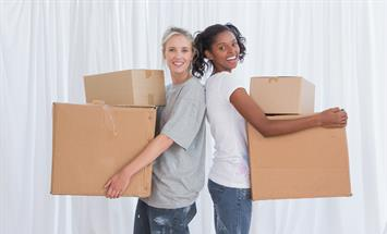 Paramount Properties Blog - 5 things to consider when choosing a roommate
