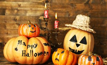 Paramount Properties Blog - 4 fun ways to get your Ottawa apartment looking Halloween-chic