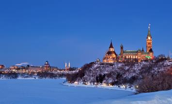 Paramount Properties Blog - 5 Reasons Winter In Ottawa Is Going To Be Great