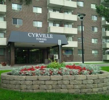 Cyrville Towers